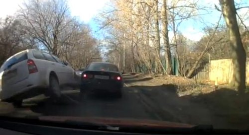 Insider Report: Impatient driver gets launched
