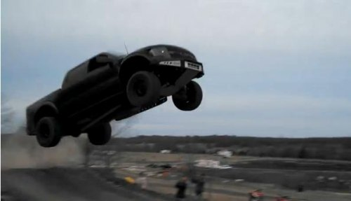 Insider Report: How to destroy a Ford SVT Raptor in a hurry
