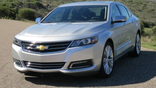 Impala makes surprising U-turn thanks to racy redesign