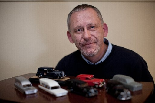 Brooklin Model Cars: Chasing ambulances to forge success
