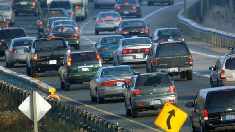 Are Canadian drivers becoming more polite on the road?