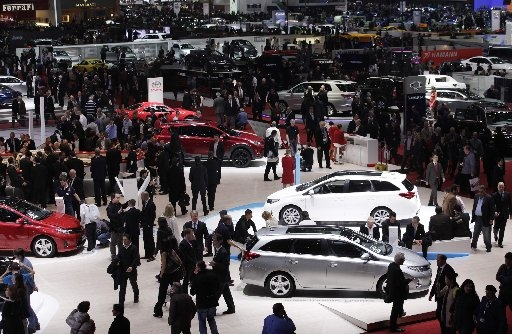 Geneva auto show: More trouble for Europe?