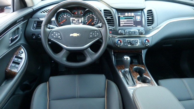 2014 Chevrolet Impala:<br>Flagship is back with value, <br>good looks and high-quality feel