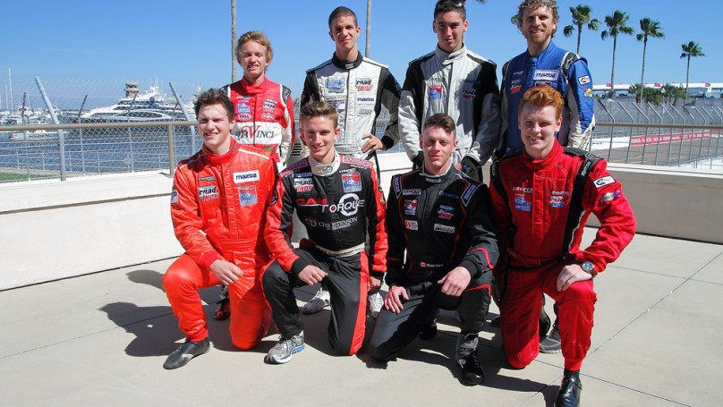 Canada's young driving talent <br>seeks greener racetracks
