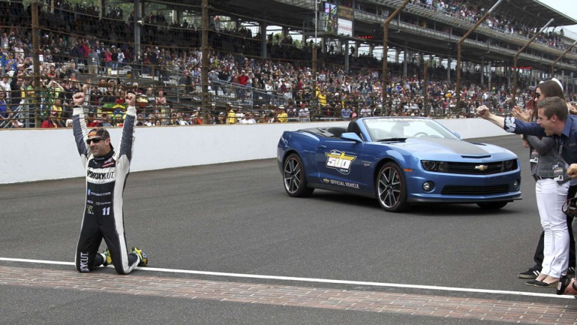'Tradition' keeps bringing fans <br>back to the Indy 500