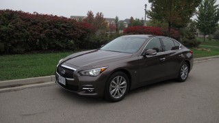 Are You the One? Infiniti Q50 is out of my league