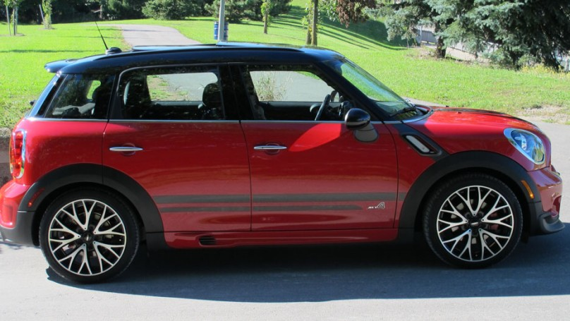 Are You the One? Maxed-out MINI is a 'roid-fueled beast