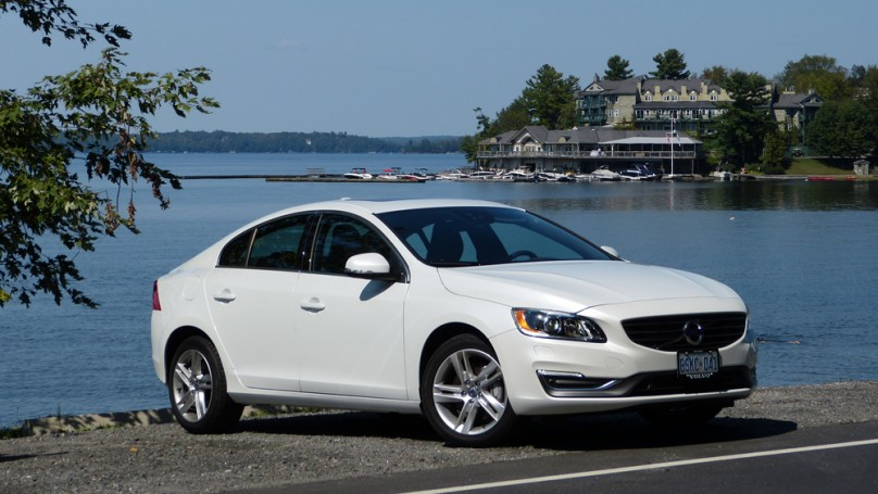 Review: 2014 Volvo S60 T6 AWD