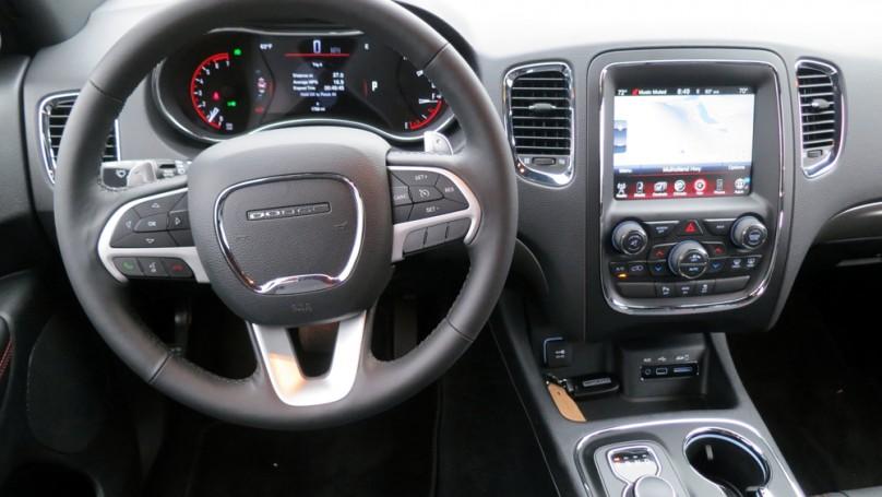 Review: 2014 Dodge Durango