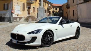 Review: 2014 Maserati GranTurismo convertible MC