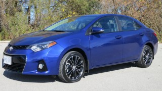 Review: 2014 Toyota Corolla