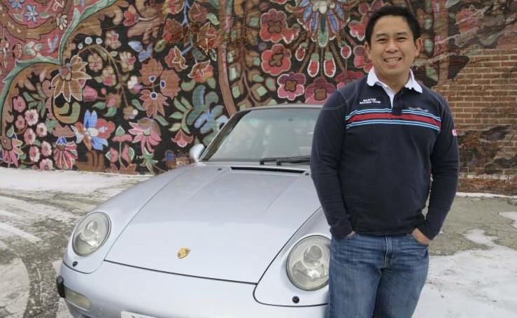 Auto People: Porsche's Laurance Yap