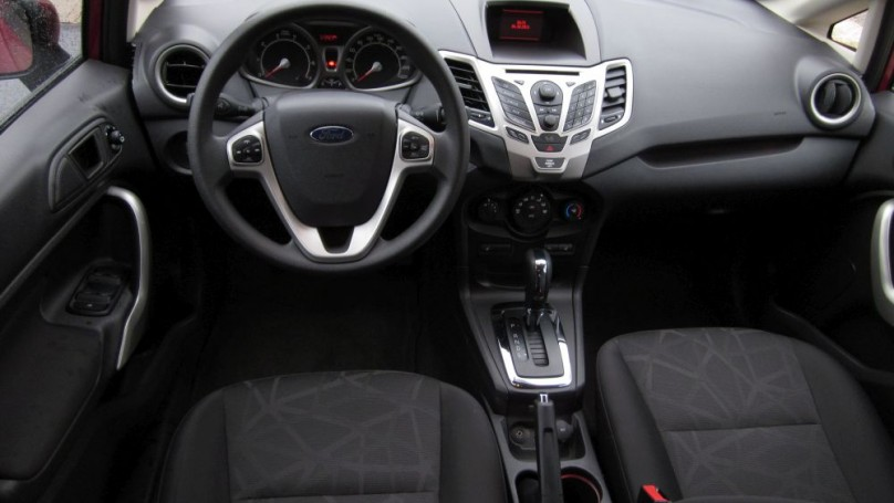 Secondhand 201113 Ford Fiesta Fancy Fiesta not much fun with