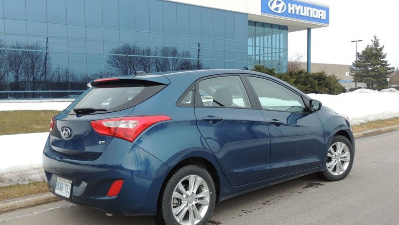 Driver-focused Elantra GT pumps up the power