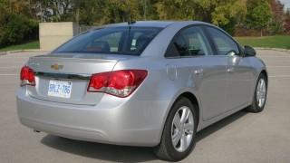 2014 Chevrolet Cruze Diesel: Chevy cruises onto VW?s turf