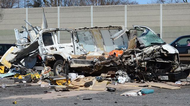 Van driver in Sunday's fatal crash on the QEW charged with driving drunk