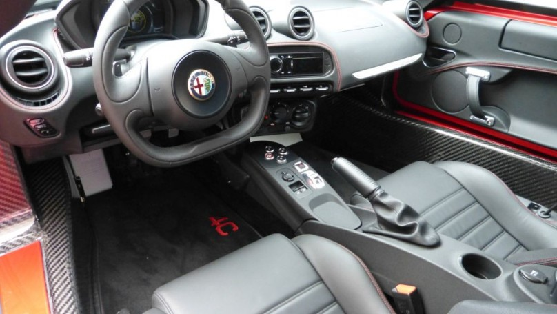After 20 years, the new Alfa Romeo 4C makes a comeback in North America