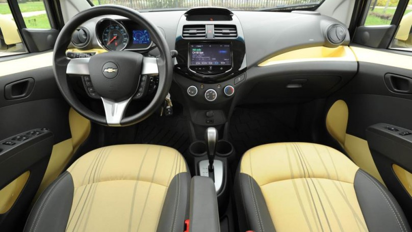 2014 Chevrolet Spark Putting a Spark in the Chevrolet Lineup