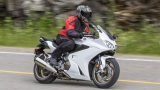 Review: 2014 Honda VFR800