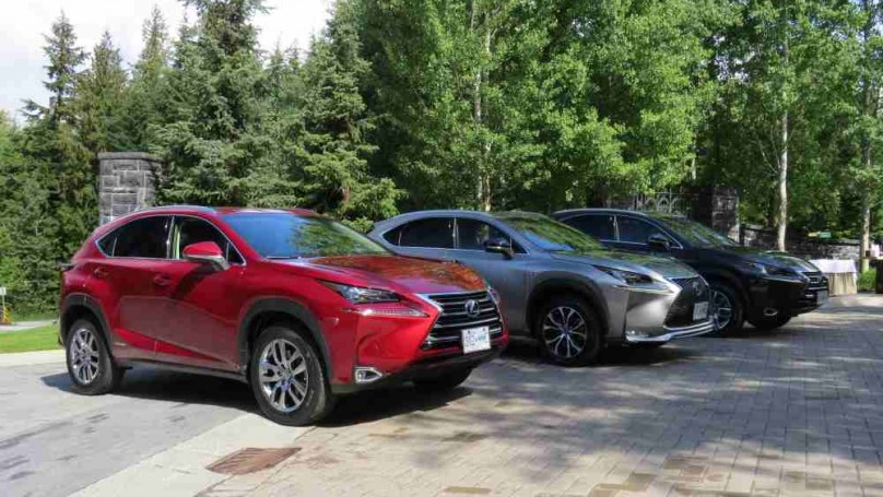 2015 Lexus NX - Love it or hate it, Lexus joins the compact game