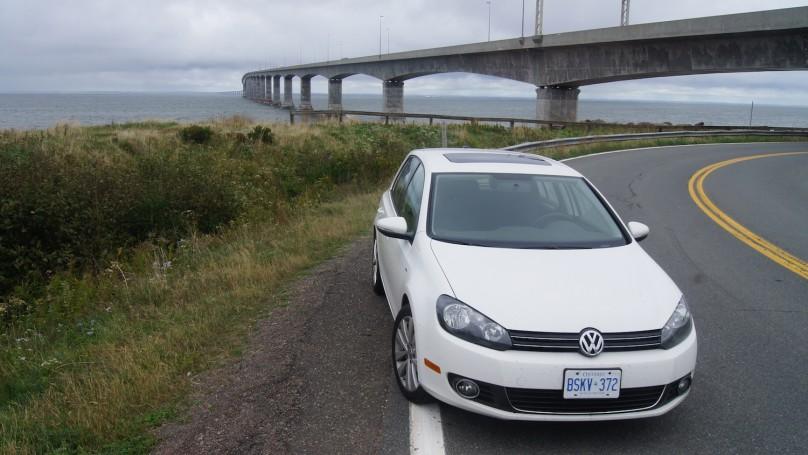 Road trip: Volkswagen Golf