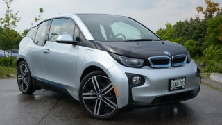 REVIEW: 2014 BMW i3 -When high-tech collides with organic