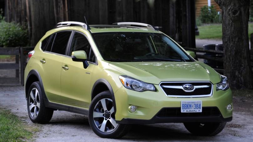 Innovative 2014 Subaru XV Crosstrek Hybrid Review  WHEELSca