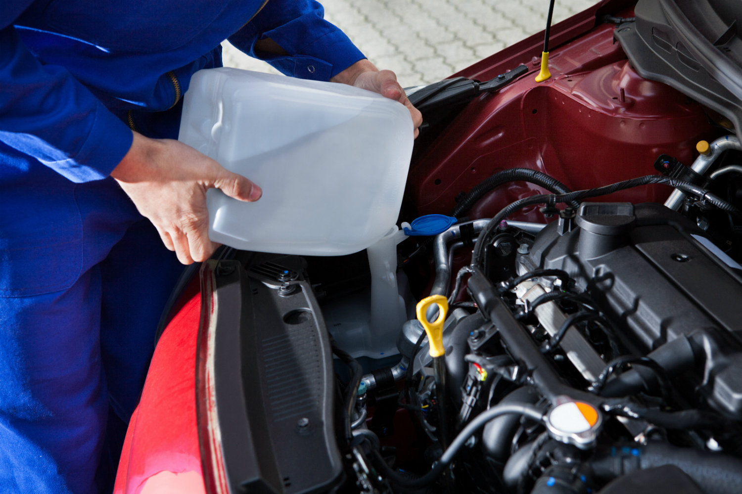 10 New Year's Car Care Resolutions