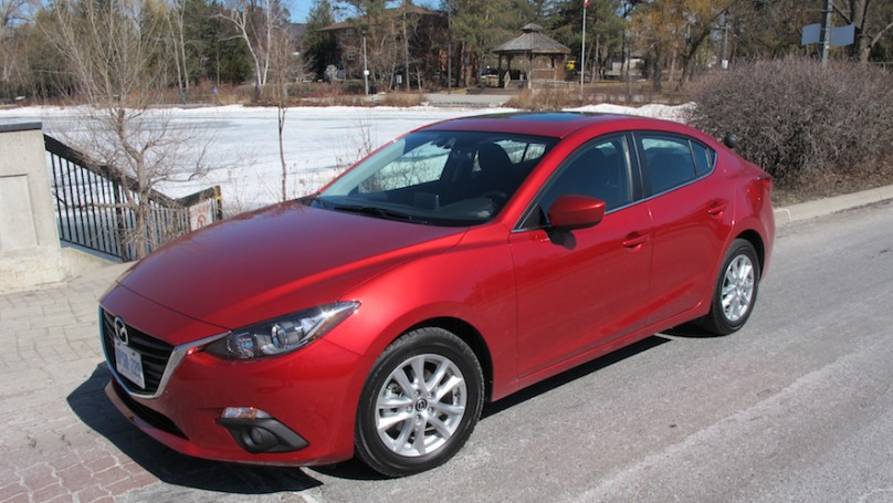 2015 mazda 3 gs sedan review. Black Bedroom Furniture Sets. Home Design Ideas