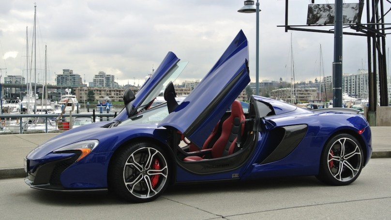 Mclaren Review A Supercar In The City Wheels Ca