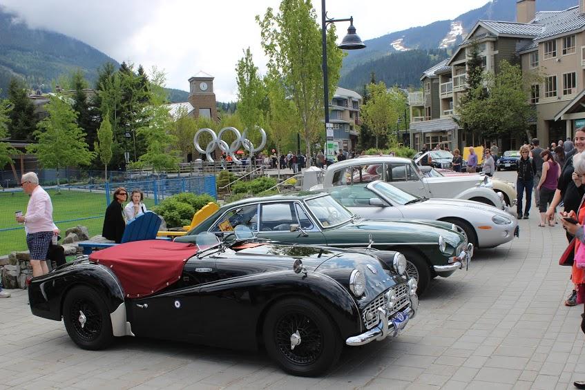 Vancouver Car show