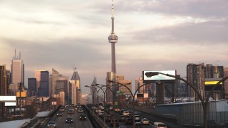 Traffic Toronto Pan Am