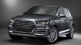 Audi Q7 safety