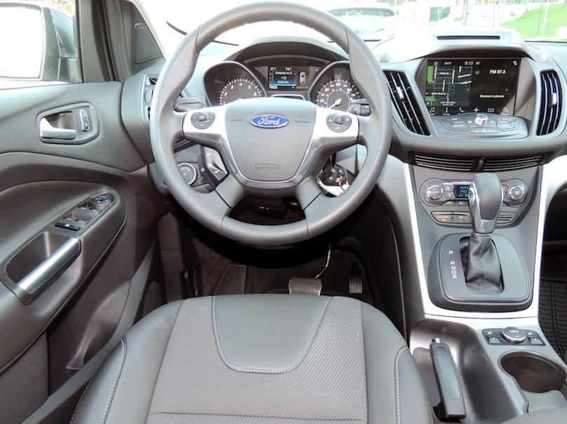2016 Ford Escape SE 4WD Review  WHEELSca