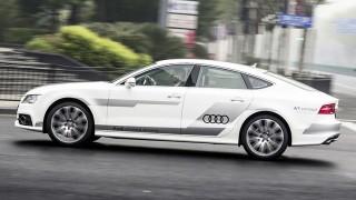 Audi autonomous leader