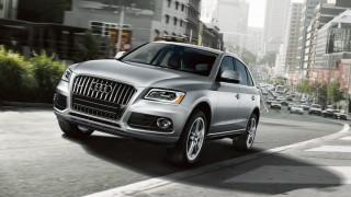 Audi safety awards