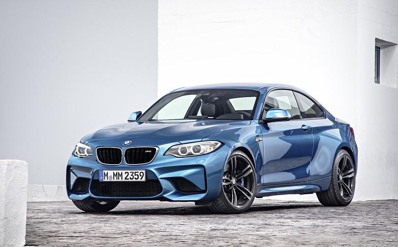 BMW at Detroit