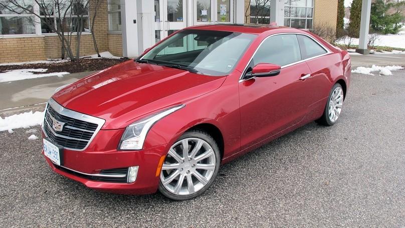 Cadillac ATS4 main