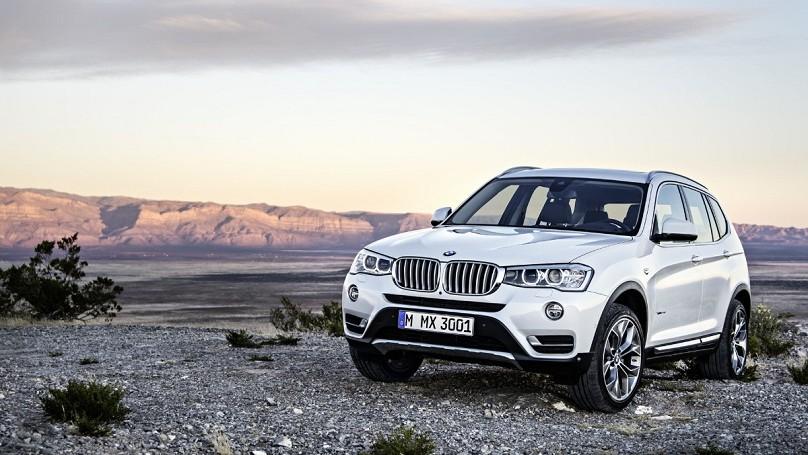 Comparison BMW X3 diesel vs Jeep Grand Cherokee diesel  WHEELSca