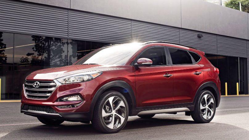 Hyundai Tucson safety