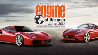 Ferrari engine of the year