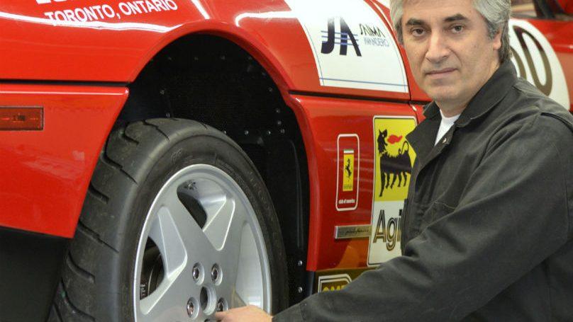 Ferrari for $35000