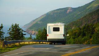 Nova Scotia RV; photo by Go RVing Canada