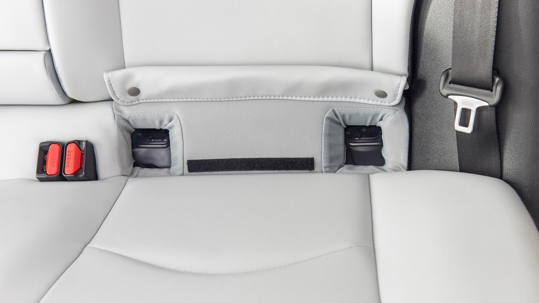Toyota simpler child seat