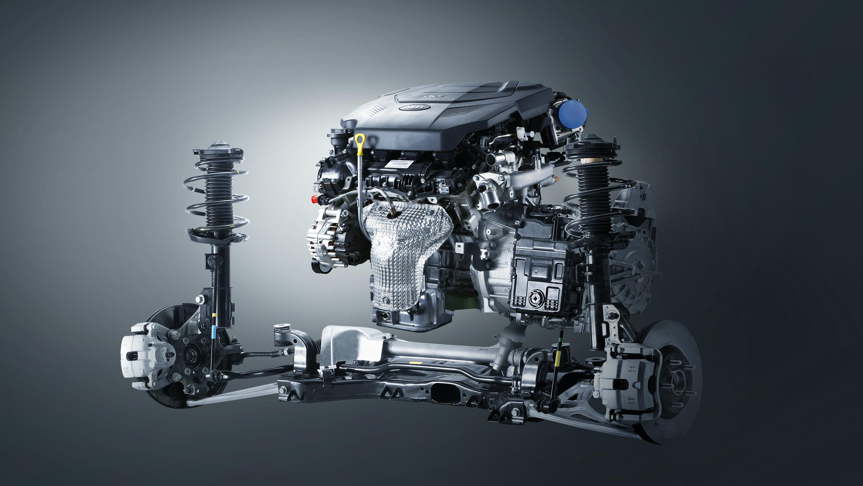 Eight Speed Transmission Kia