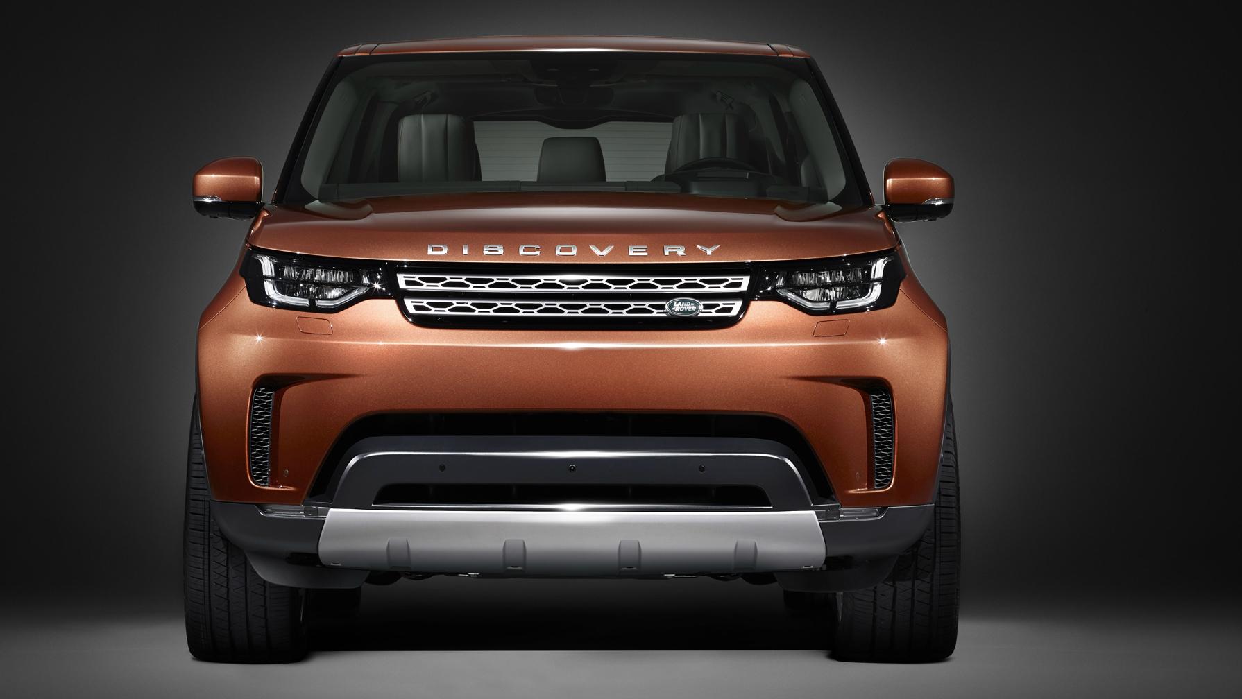 Land Rover at Paris