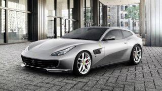 Ferrari at Paris