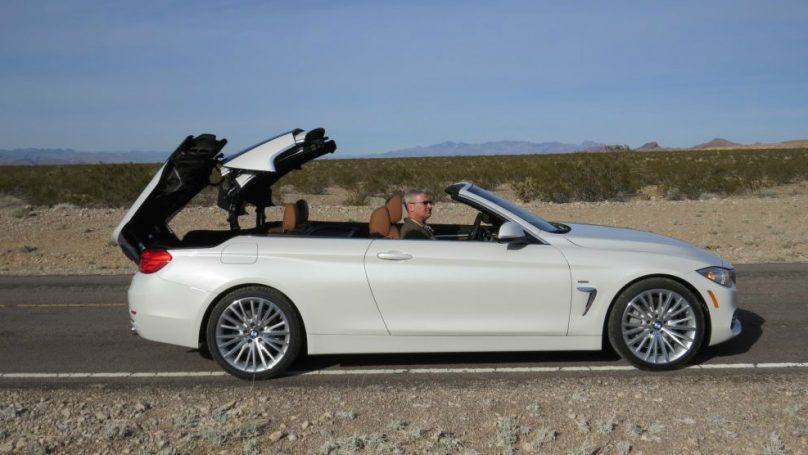bmw topdown