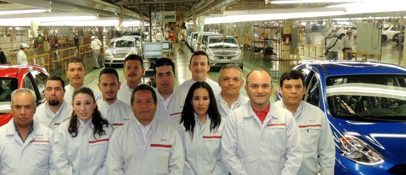 Aguascalientes factory