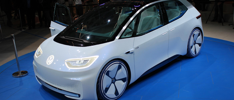 Volkswagen I.D Paris Auto show